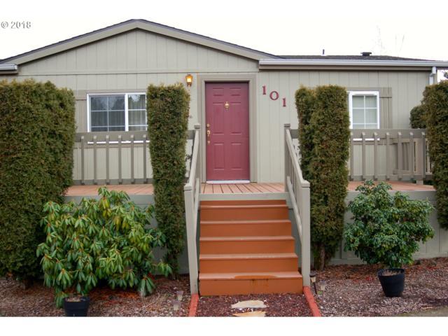 10400 SE Cook Ct #101, Milwaukie, OR 97222 (MLS #18498820) :: Premiere Property Group LLC