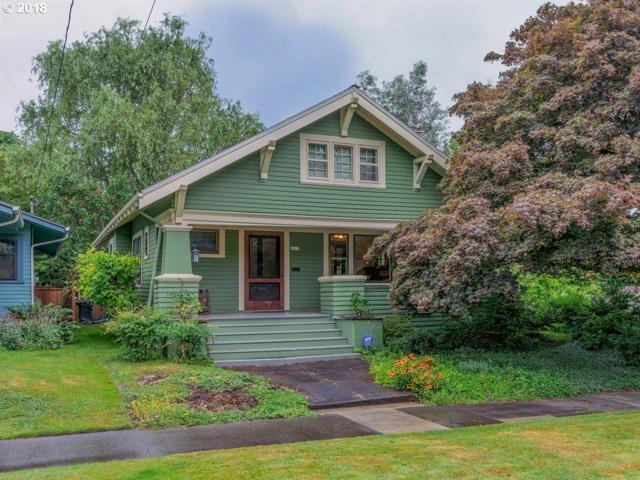 2461 NE 50TH Ave, Portland, OR 97213 (MLS #18499027) :: The Sadle Home Selling Team