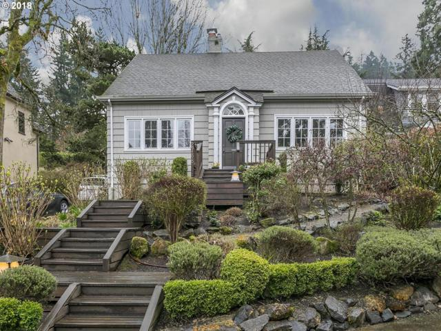 2788 SW Old Orchard Rd, Portland, OR 97201 (MLS #18499495) :: Next Home Realty Connection