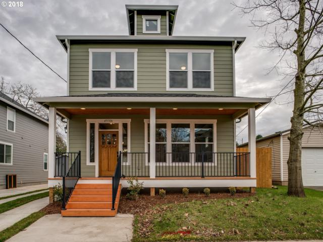 4918 NE 12TH Ave, Portland, OR 97211 (MLS #18499626) :: Next Home Realty Connection