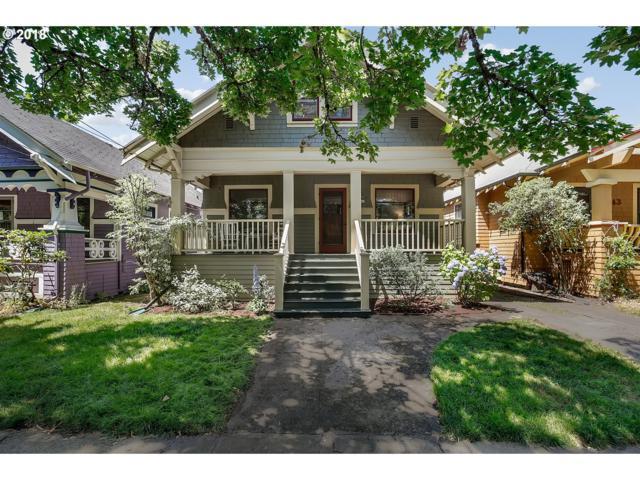 1849 SE 43RD Ave, Portland, OR 97215 (MLS #18500188) :: R&R Properties of Eugene LLC