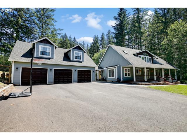 13101 NE Glory Rd, Brush Prairie, WA 98606 (MLS #18500307) :: McKillion Real Estate Group
