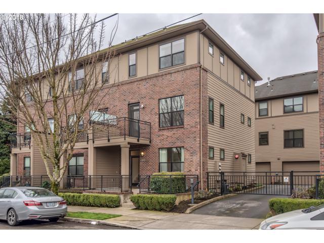 1420 NW 20TH Ave NW #401, Portland, OR 97209 (MLS #18501026) :: Portland Lifestyle Team