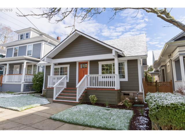 516 SE 34TH Ave, Portland, OR 97214 (MLS #18501038) :: Next Home Realty Connection