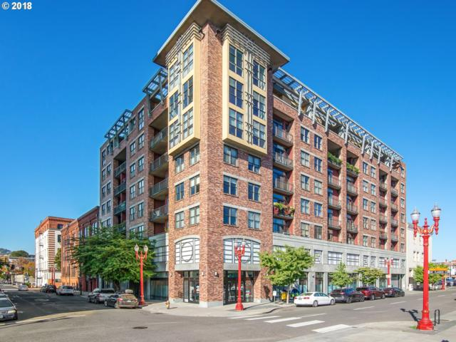 411 NW Flanders St #704, Portland, OR 97209 (MLS #18501061) :: Townsend Jarvis Group Real Estate