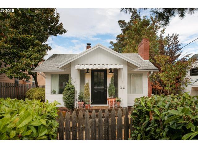 8037 SE Ramona St, Portland, OR 97206 (MLS #18501216) :: Hatch Homes Group