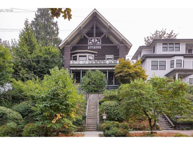 2924 NW Savier St, Portland, OR 97210 (MLS #18501282) :: Next Home Realty Connection