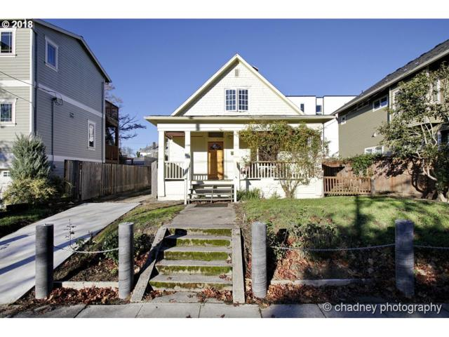 4325 SE Clay St, Portland, OR 97215 (MLS #18501480) :: Hatch Homes Group