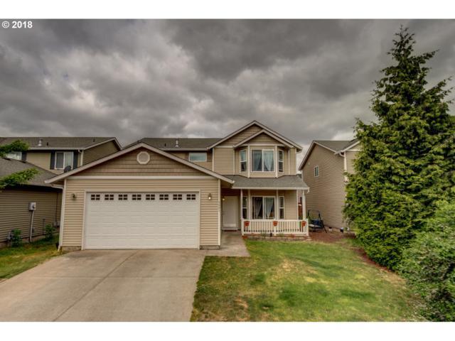 5001 NE 128TH Ct, Vancouver, WA 98682 (MLS #18501863) :: Fox Real Estate Group