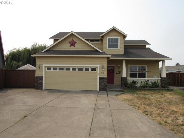 946 S 9TH St, Harrisburg, OR 97446 (MLS #18502789) :: Harpole Homes Oregon