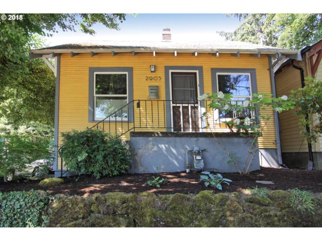 2903 NE Couch St, Portland, OR 97232 (MLS #18503099) :: Hatch Homes Group
