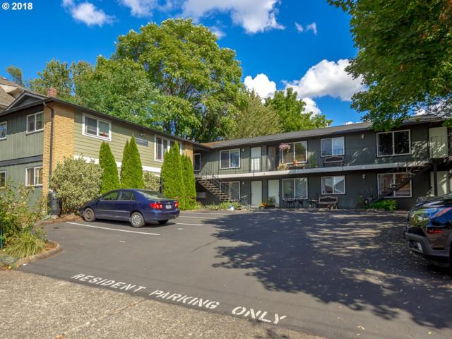 734 SE 16TH Ave, Portland, OR 97214 (MLS #18503246) :: Fox Real Estate Group