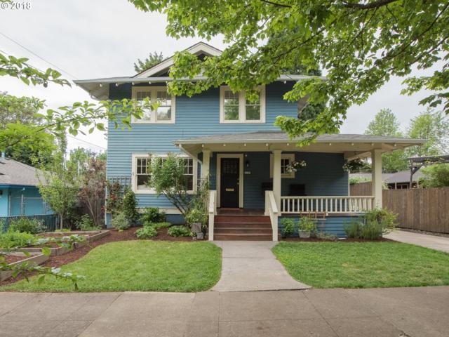4145 SE Ivon St, Portland, OR 97202 (MLS #18503597) :: McKillion Real Estate Group