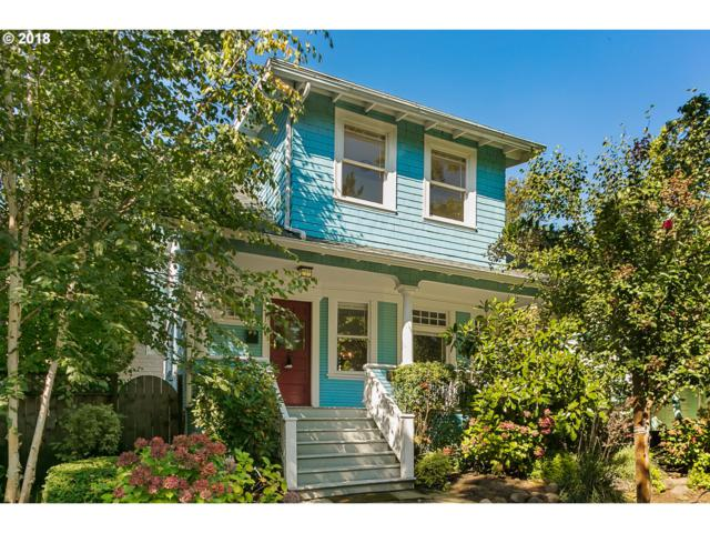 1125 SE 16TH Ave, Portland, OR 97214 (MLS #18504588) :: The Dale Chumbley Group