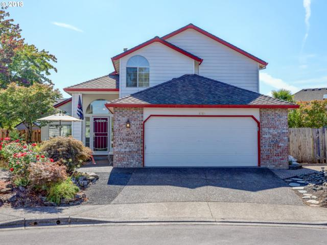 4060 NW 180TH Ct, Portland, OR 97229 (MLS #18505563) :: Hatch Homes Group