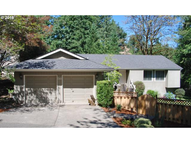 58 Touchstone, Lake Oswego, OR 97035 (MLS #18506908) :: Hatch Homes Group
