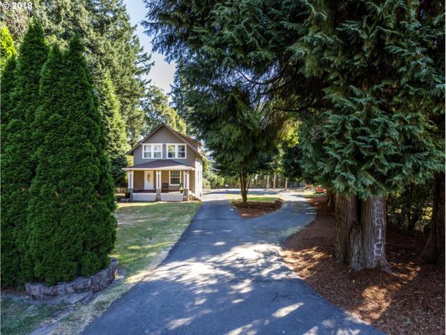18018 SE Blanton St, Milwaukie, OR 97267 (MLS #18507972) :: Fox Real Estate Group