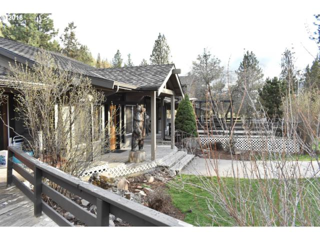 3790 NE Mckay Creek Rd, Prineville, OR 97754 (MLS #18508177) :: The Dale Chumbley Group