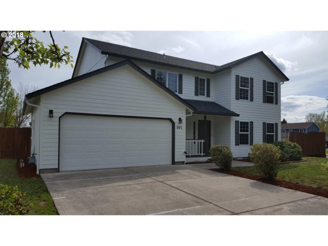 501 SE 6TH St, Battle Ground, WA 98604 (MLS #18508258) :: Matin Real Estate