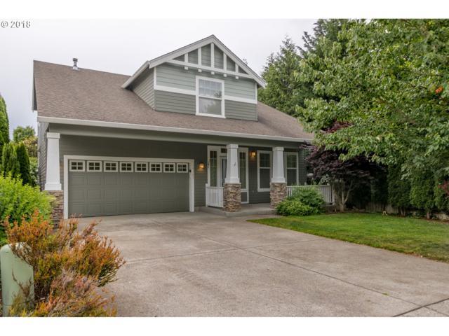 18305 SE 44TH Ln, Vancouver, WA 98683 (MLS #18508270) :: Matin Real Estate