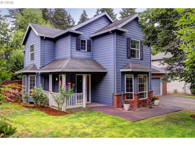 22984 SW Pinehurst Dr, Sherwood, OR 97140 (MLS #18508346) :: The Dale Chumbley Group
