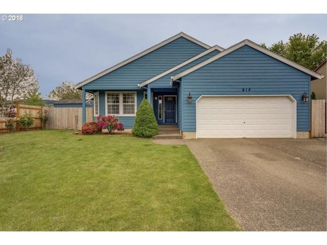 614 SE 6TH St, Dundee, OR 97115 (MLS #18508559) :: R&R Properties of Eugene LLC