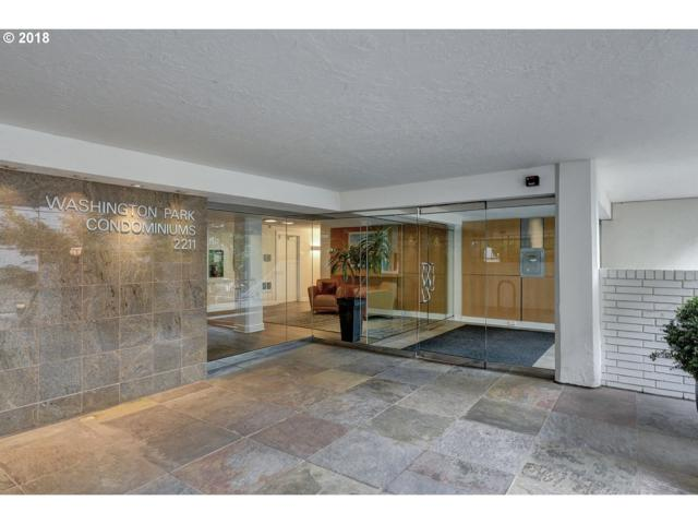 2211 SW Park Pl #802, Portland, OR 97205 (MLS #18508978) :: Realty Edge