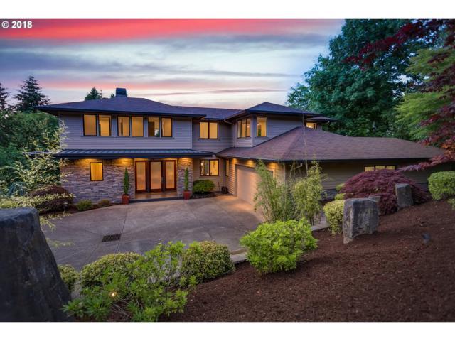 17600 Upper Cherry Ln, Lake Oswego, OR 97034 (MLS #18509051) :: Premiere Property Group LLC
