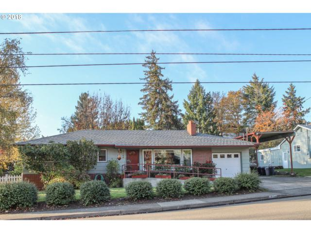 2144 NW Kline St, Roseburg, OR 97471 (MLS #18509134) :: Portland Lifestyle Team