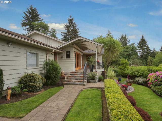 2651 SW Sherwood Pl, Portland, OR 97201 (MLS #18510019) :: The Dale Chumbley Group