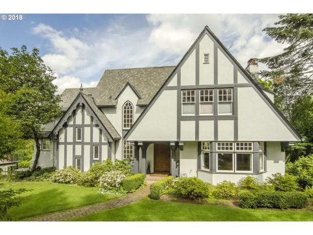 2622 SW Talbot Rd, Portland, OR 97201 (MLS #18511153) :: McKillion Real Estate Group