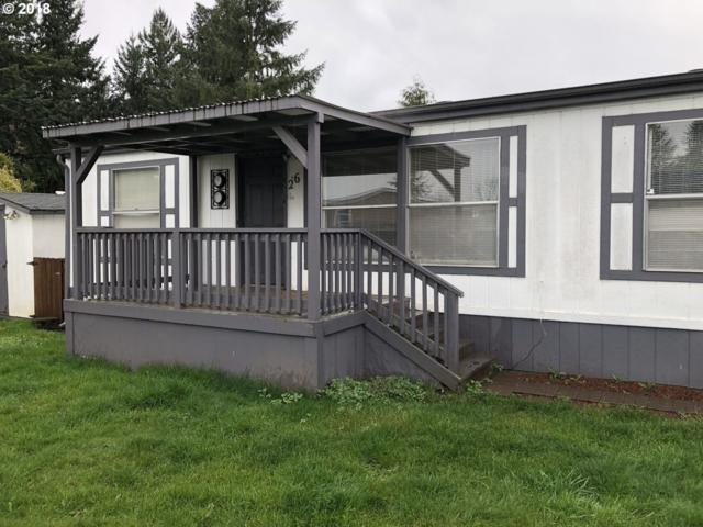 33838 E River Dr Space 26, Creswell, OR 97426 (MLS #18511544) :: R&R Properties of Eugene LLC