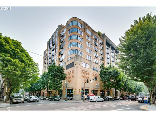 420 NW 11TH Ave #714, Portland, OR 97209 (MLS #18511558) :: The Liu Group