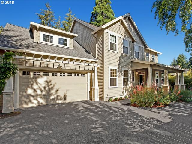 4706 SW Cameron Rd, Portland, OR 97221 (MLS #18511784) :: The Sadle Home Selling Team