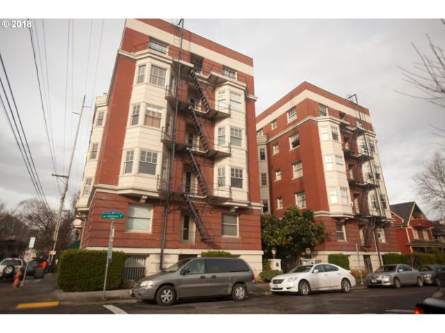 2083 NW Johnson St, Portland, OR 97209 (MLS #18512502) :: McKillion Real Estate Group