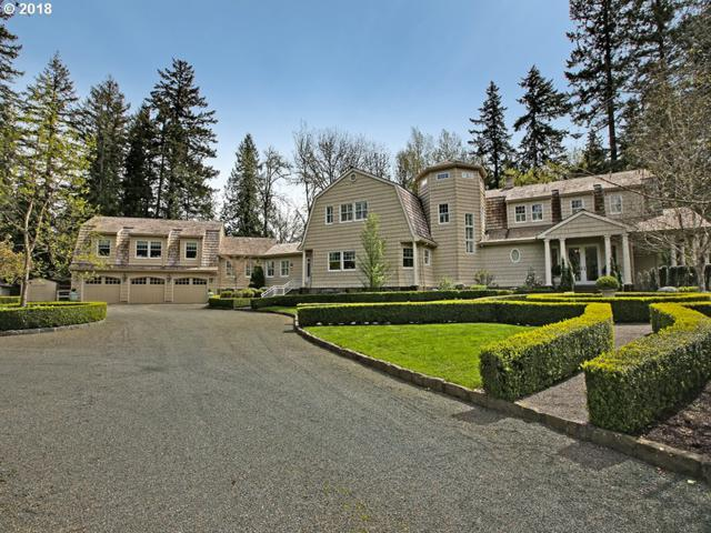 848 Palisades Terrace Dr, Lake Oswego, OR 97034 (MLS #18512772) :: TLK Group Properties