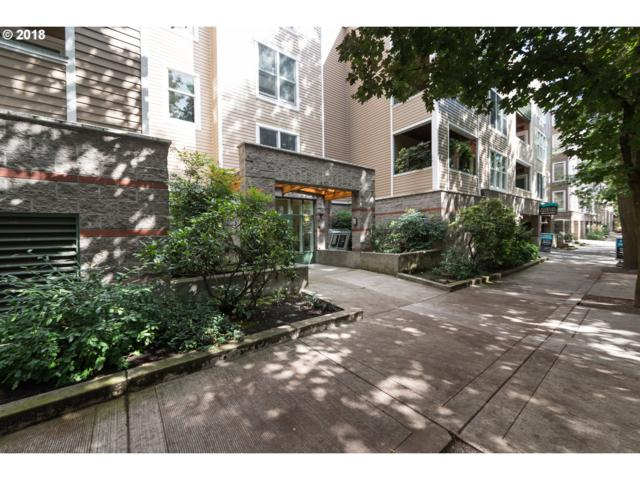 205 SW Montgomery St #305, Portland, OR 97201 (MLS #18512970) :: TLK Group Properties