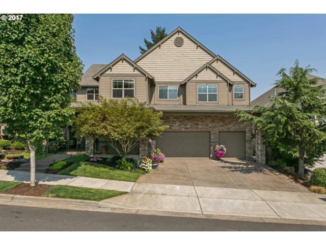 10373 SW Crow Way, Tualatin, OR 97062 (MLS #18513063) :: Fox Real Estate Group