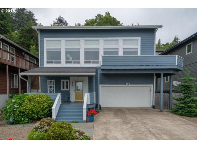 533 SE 4TH St, Newport, OR 97365 (MLS #18513285) :: Hatch Homes Group