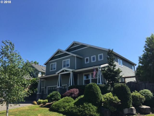 3831 NW 14TH Ave, Camas, WA 98607 (MLS #18513429) :: The Sadle Home Selling Team