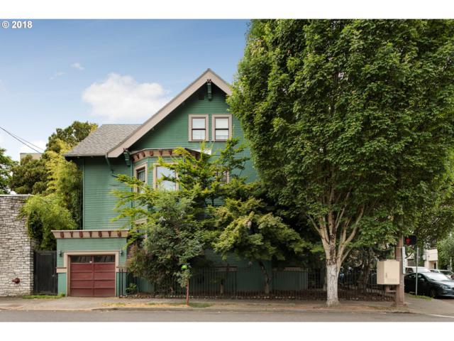 2104 NW Everett St, Portland, OR 97210 (MLS #18514356) :: Portland Lifestyle Team