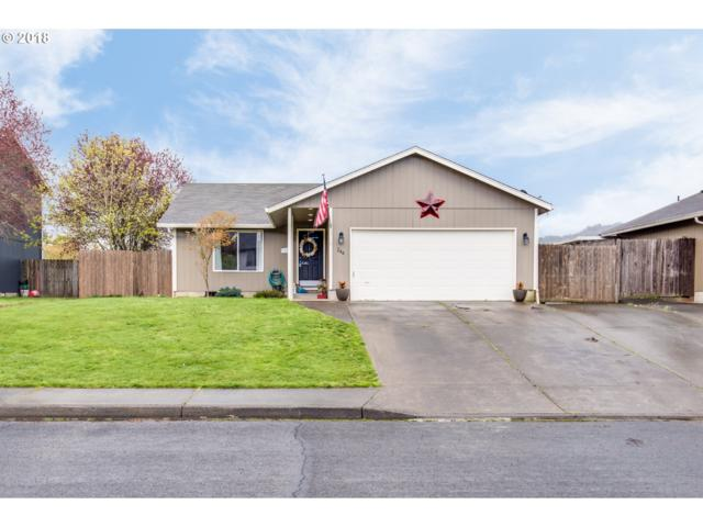 244 Loganberry St, Woodland, WA 98674 (MLS #18514784) :: Song Real Estate