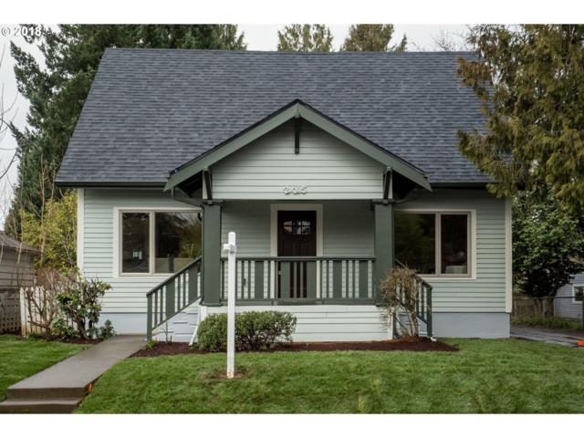 2015 SE 57TH Ave, Portland, OR 97215 (MLS #18515031) :: Hatch Homes Group