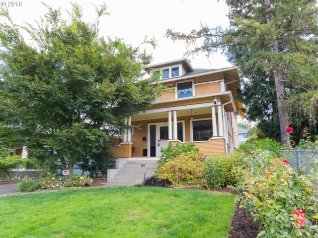 306 SE 61ST Ave, Portland, OR 97215 (MLS #18515296) :: The Dale Chumbley Group