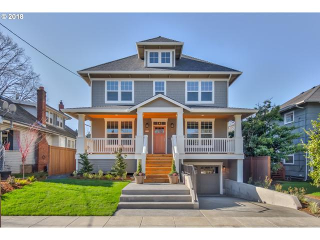 1805 SE 46TH Ave, Portland, OR 97215 (MLS #18515797) :: Hatch Homes Group