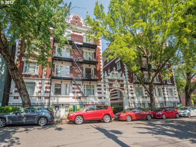 1811 NW Couch St #509, Portland, OR 97209 (MLS #18518188) :: Team Zebrowski