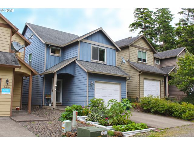 8650 Hollyhock St, Rockaway Beach, OR 97136 (MLS #18518896) :: Hatch Homes Group