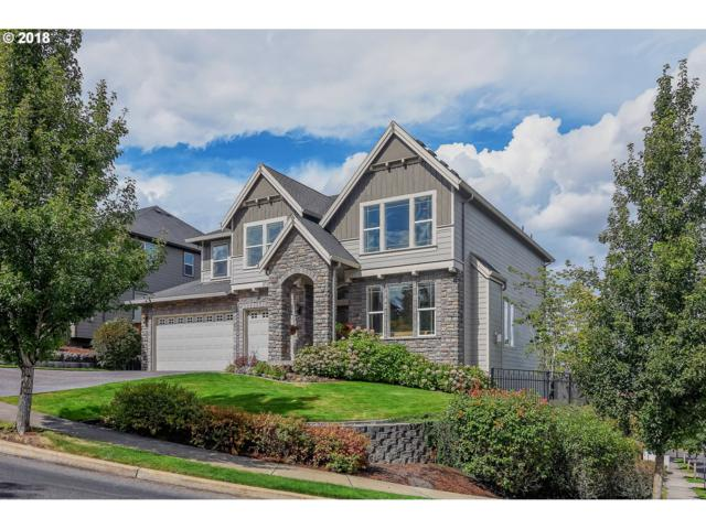 2726 NE 159th Cir, Ridgefield, WA 98642 (MLS #18520136) :: Fox Real Estate Group