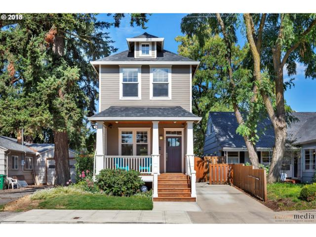 7601 SE Tolman St, Portland, OR 97206 (MLS #18520689) :: The Sadle Home Selling Team