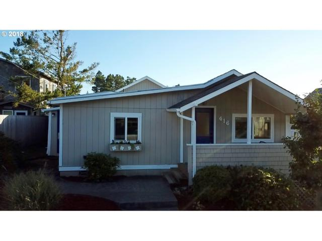 416 Laurel Ave, Manzanita, OR 97130 (MLS #18520781) :: Realty Edge